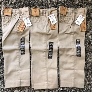 🎉 NEW WITH TAGS!! Toddler 3T Khaki Pants